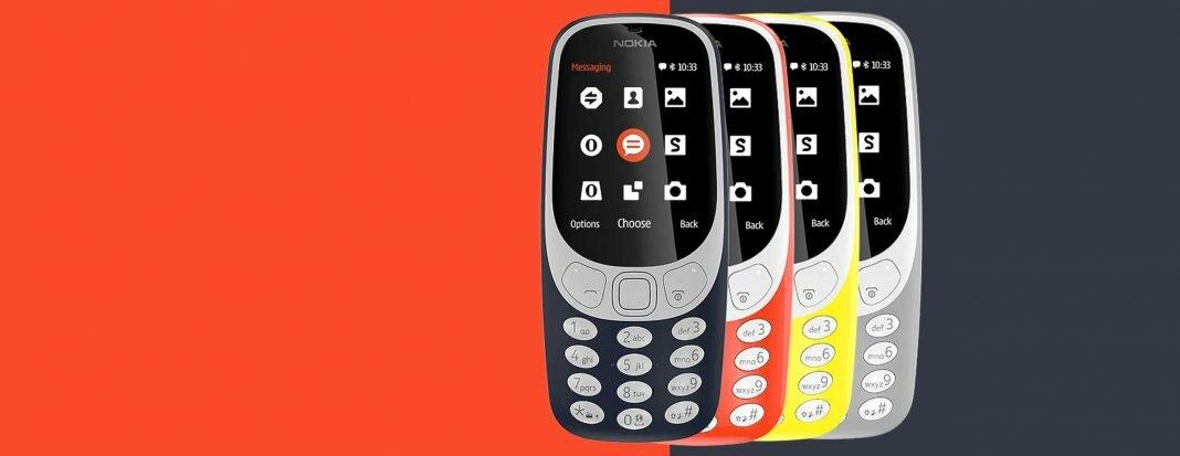 Nokia 3310 relaunch in ireland