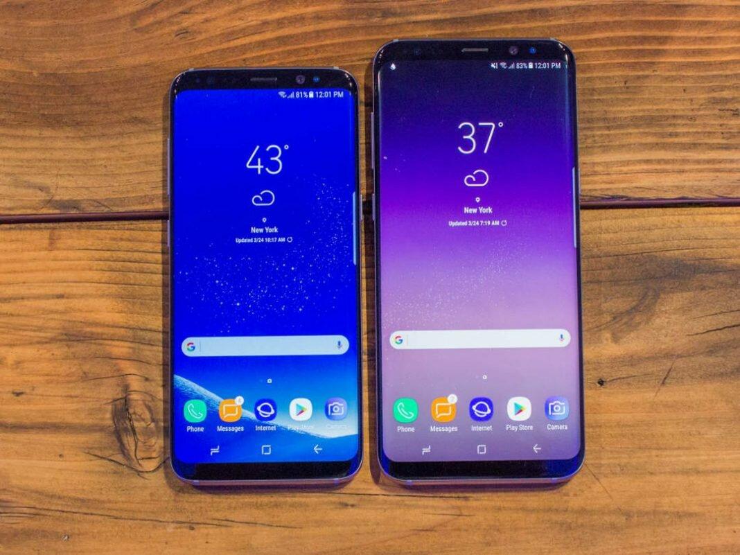 Samsung's new phone the Galaxy S8 Irish release date