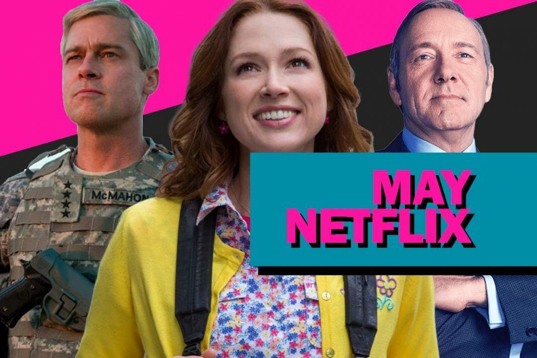 Netflix Ireland in May