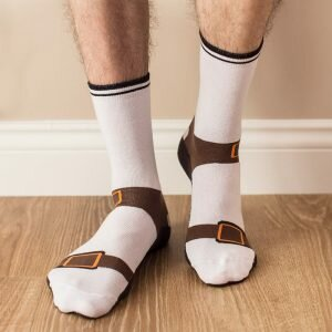 sandal socks are a great fathers day gift idea