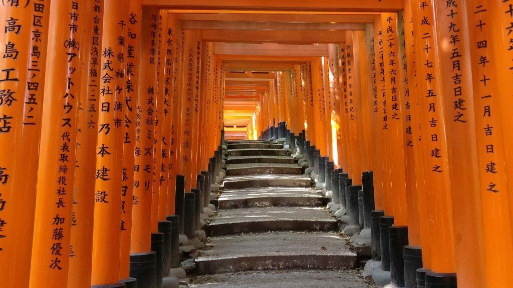 Fushimi Inari shot by Hany Salem on OnePlus 5