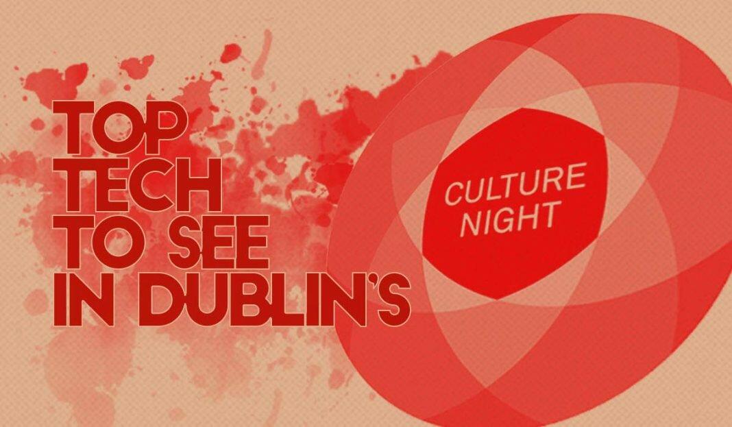 dublin culture night